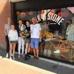 Mooi versierde etalages in Berkel Centrum!