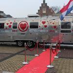 All You Need Is Love caravan in Berkel Centrum op zaterdag 9 februari