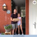 Winkeliers van Berkel Centrum verrassen vaders met Vaderdag