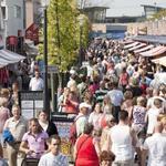 Gewijzigde locatie jaarmarkt Berkel Centrum: Westerwater/Westerplein