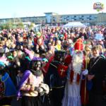 Zaterdag 16 november Sinterklaasintocht in Berkel Centrum op het vertrouwde plein 't Vierkantje