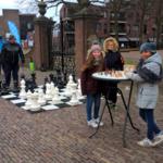 16 maart Schaakvereniging 3-Torens aanwezig in Berkel Centrum