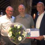 Leon van den Berg benoemd tot erelid van Stichting Winkelpromenade Centrum