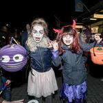 Vrijdagavond 26 oktober Halloween in Berkel Centrum,  gruwelijk spannend!